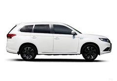 Mitsubishi Plug in Hybrid Outlander